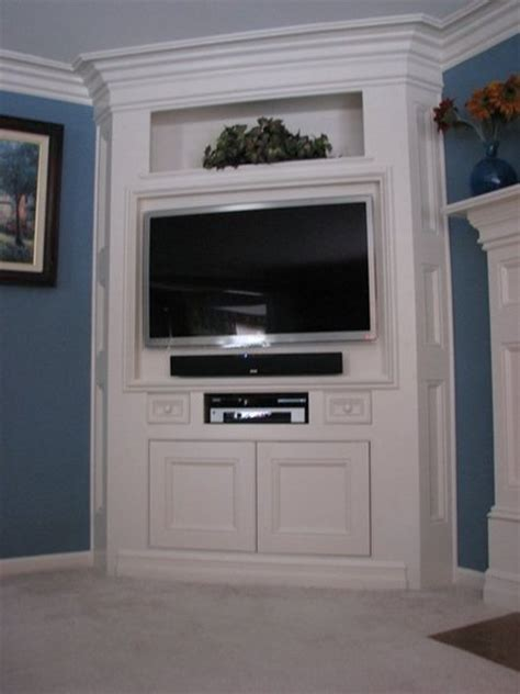 built in tv cabinet entertainment center on pinterest corner entertainment