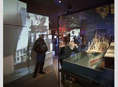 » Danish National Maritime Museum exhibition by Kossmann