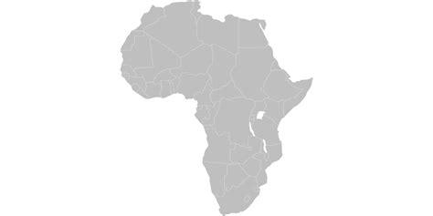 africa map erg africa