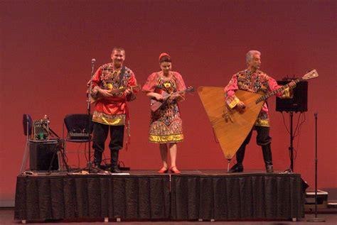 Balalaika Trio Photos
