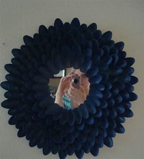 creative decor ideas   plastic cutlery