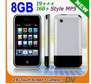 """Other Gadgets - 8GB 2.8"""" Touch Screen MP3 MP4 FM PLAYER ..."""