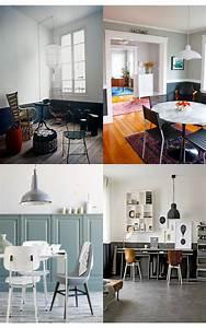 Peut On Peindre Sur De La Tapisserie : murs bicolores peindre une moiti pour gagner en quilibre decouvrirdesign ~ Nature-et-papiers.com Idées de Décoration