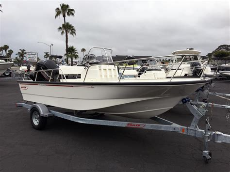 Whaler Fishing Boats by 2016 New Boston Whaler 170 Montauk Center Console Fishing