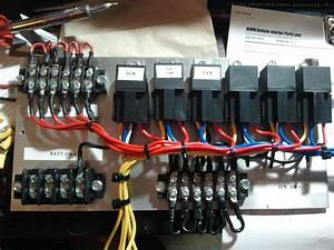 How To Wire A Switch Panel With Relays