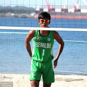 NCAA Men's Beach Volleyball - College of Saint Benilde vs ...
