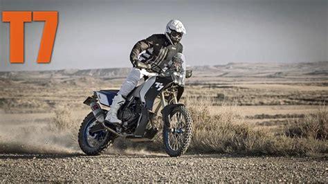 Yamaha T7 Tenere (mt-07 Adventure) Spied –release, Price