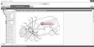 Lexus Gx400-gx460  2009-2014 Workshop Manual