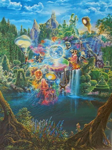 Surreal Artwork by James McCarthy