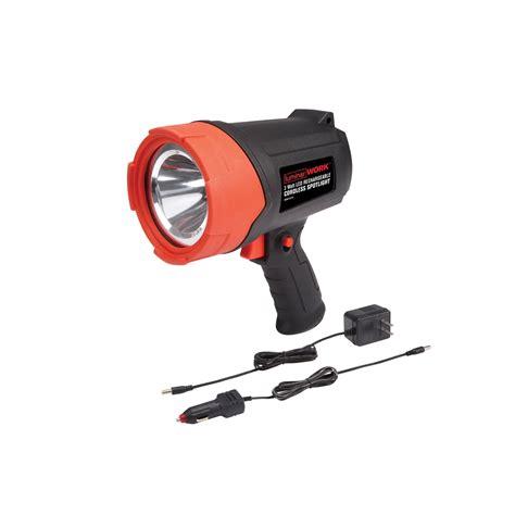 3 watt led 3 watt led rechargeable cordless spotlight