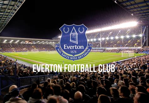 Everton will host southampton at goodison park on the opening day of the new premier league season. Magnificent Everton Wallpaper   Full HD Pictures