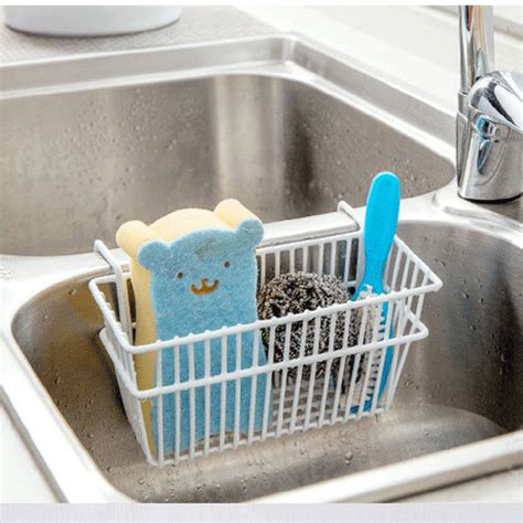 kitchen sink holder kitchen sponge holder sink caddy brush soap 2741