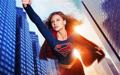 Supergirl Melissa Benoist Wallpapers 4k Resolution Superwoman