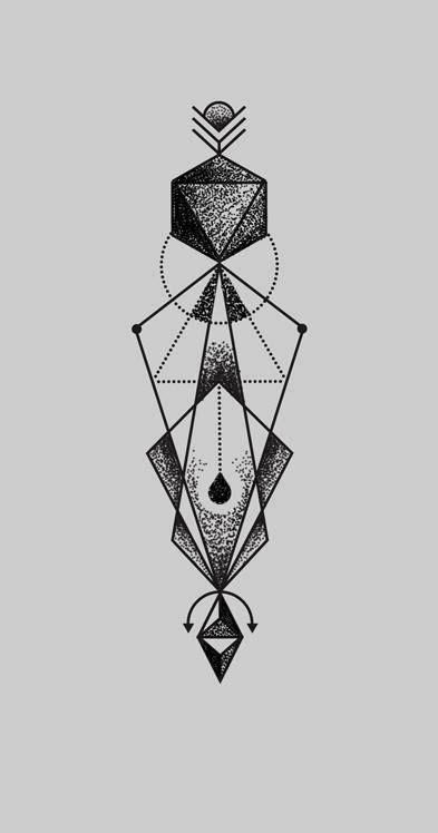 Leo Marsíglia   Leo tattoo designs, Leo tattoos, Geometric