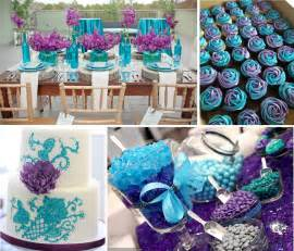 teal wedding colors best ideas for purple and teal wedding lianggeyuan123