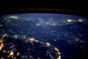 This Is What Your Country Looks Like From Space