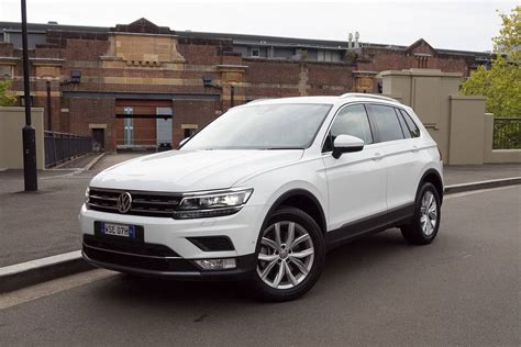 volkswagen tiguan tsi highline  review carsguide