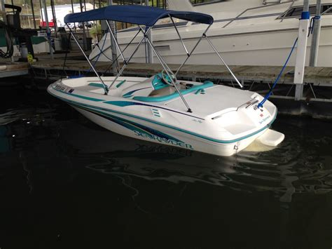F Boat by Sea Sea Rayder F14 1994 For Sale For 500 Boats From