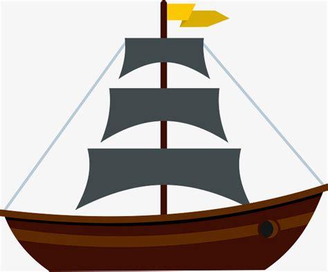 Boat Cartoon Png by Cartoon Flat Sailing Chart Cartoon Vector Chart Vector