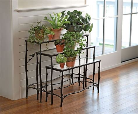 22 Best Images About Indoor Plant Stands On Pinterest