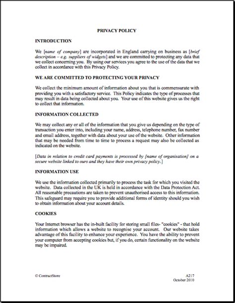 corporate social responsibility policy template resume sle privacy policy template vnzgames