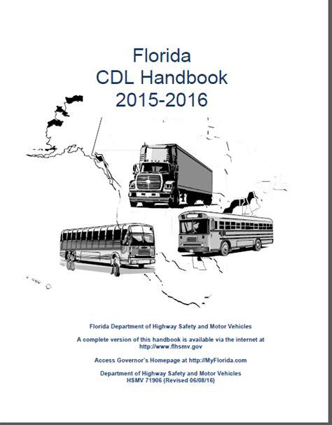 florida dmv cdl medical form general information georgia commercial drivers manual