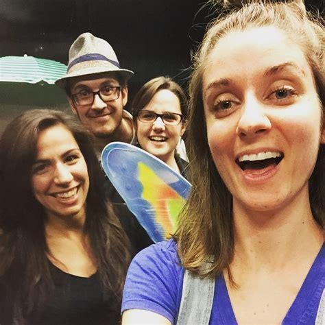Clown Group Selfie