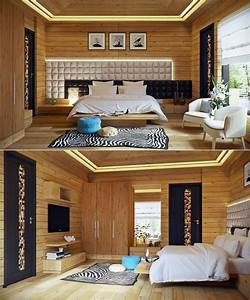 A, Variety, Of, Gorgeous, Bedroom, Designs, With, Trendy, Wooden