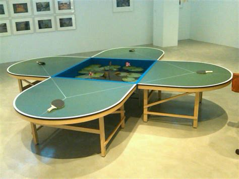 ping pong the original table table ping pong gabriel orozco tuxboard