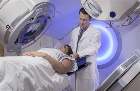 Radiation Therapist about radiation therapy