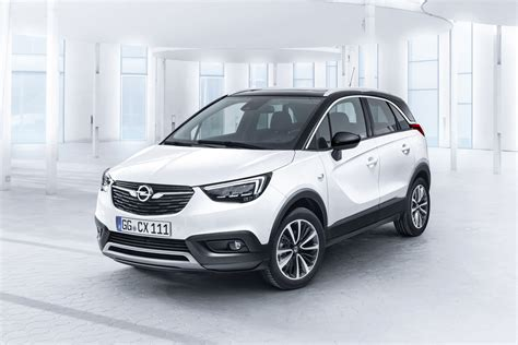 Pictures Of Car And Videos 2018 Opel Crossland X
