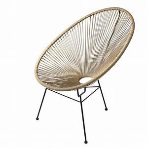 Fauteuil Rotin Rond : fauteuil de jardin rond en r sine imitation rotin ~ Dode.kayakingforconservation.com Idées de Décoration