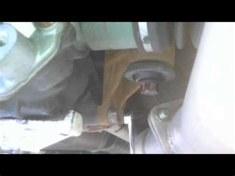 torque solution differential carrier bushing install youtube