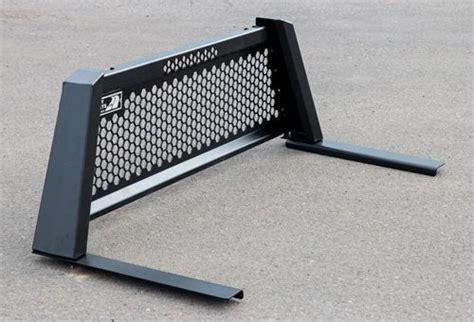 back on the racks back rack cab guard cistas truck mods