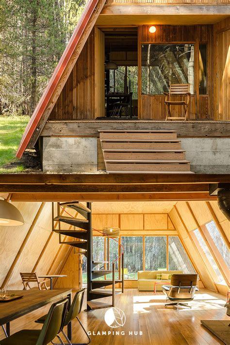 gorgeous  frame cabin rental  yosemite national park  california  ideal