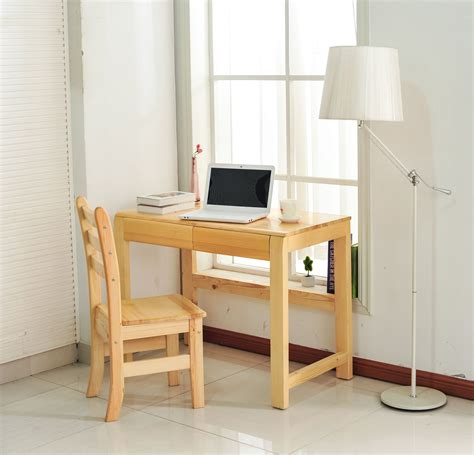 Cheap Study Desk by Cheap Solid Wood Desk Simple Desktop Computer Study