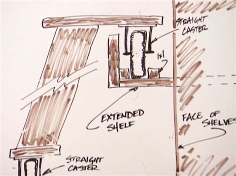 How To Build A Rolling Ladder