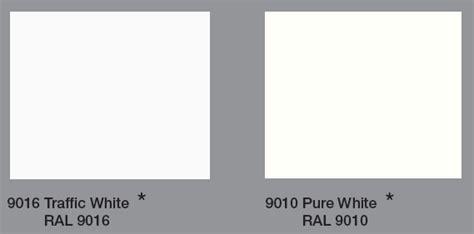 Ral 9010 Oder 9016 by Witte Ral Kleuren In Het Interieur April Consultancy