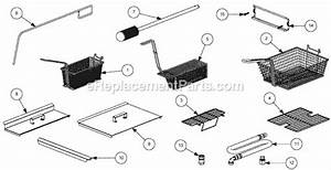Frymaster H55 Parts List And Diagram   Ereplacementparts Com