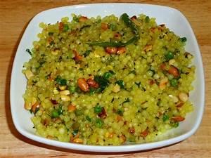 Sabudana Khichdi (Spicy Tapioca) - Manjula's Kitchen ...