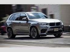 2015 BMW X5 M Instrumented Test Review Car and Driver