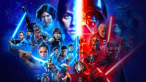 Everything 'Star Wars' You Can Watch on Disney Plus ...