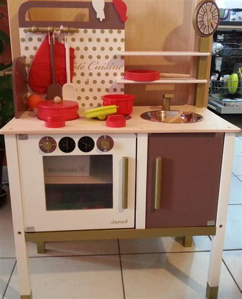 meuble cuisine pour plaque de cuisson et four maxi cuisine chic janod avis
