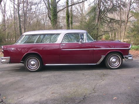 Chevrolet Dealers Nc by 1955 Chevrolet Nomad Stock A104 For Sale Near Cornelius