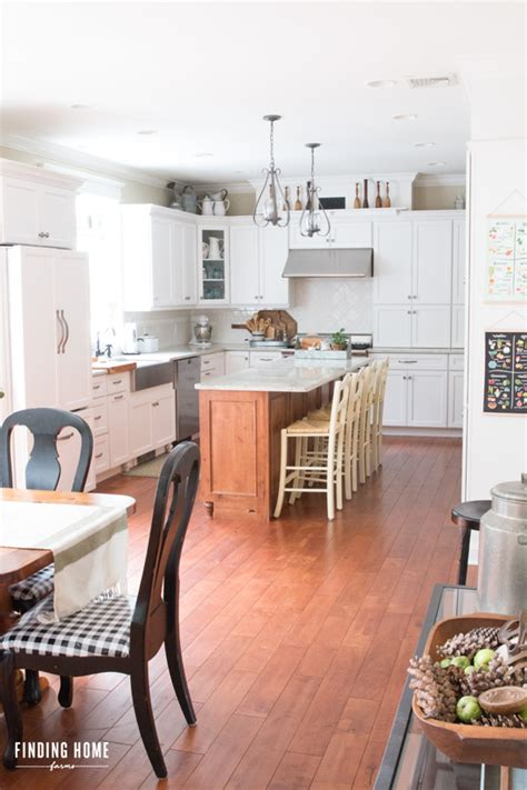 My Inspired Farmhouse Kitchen  Finding Home Farms