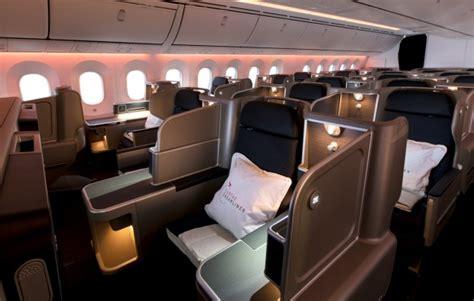 dreamliner cabin qantas boeing 787 9 dreamliner seats cabin photos