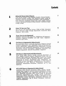 Documentation  General Electrics   U0026quot Portacolor  U0026quot  1967