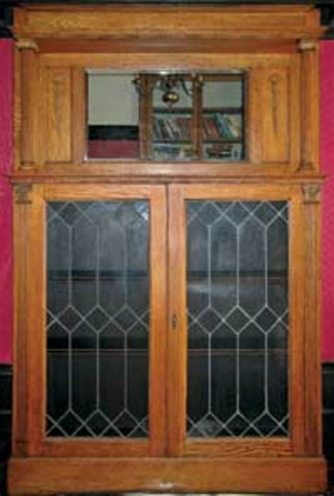 repair leaded glass restoration design