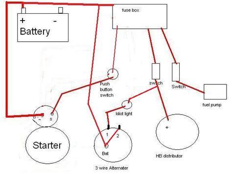 simple wiring diagram piratexcom    road forum