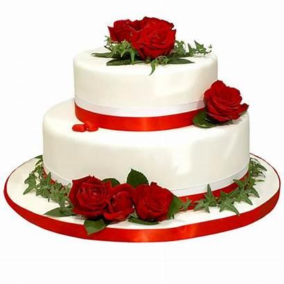 Cake Birthday Happy Rose Blank Clipart Transparent